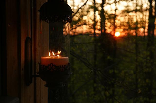 Couche de soleil nuit insolite dans l oise